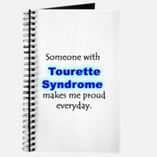 """Tourette Syndrome Pride"" Journal"