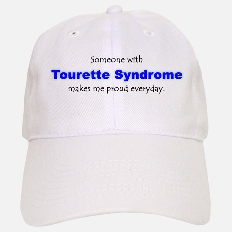 """Tourette Syndrome Pride"" Baseball Baseball Cap"