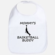 Mommys Basketball Buddy Bib