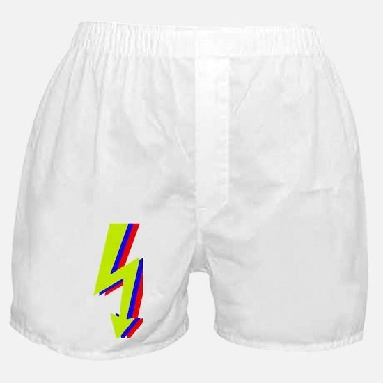 High voltage, lightning!  Boxer Shorts