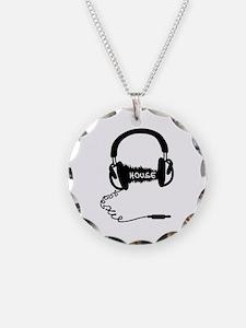Headphones Headphones Audio  Necklace