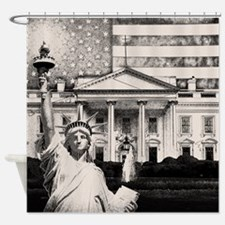 Religious Liberty In America Shower Curtain