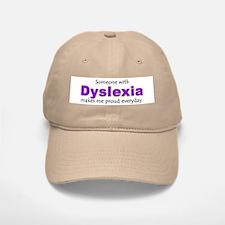 """""""Dyslexia Pride"""" Baseball Baseball Cap"""