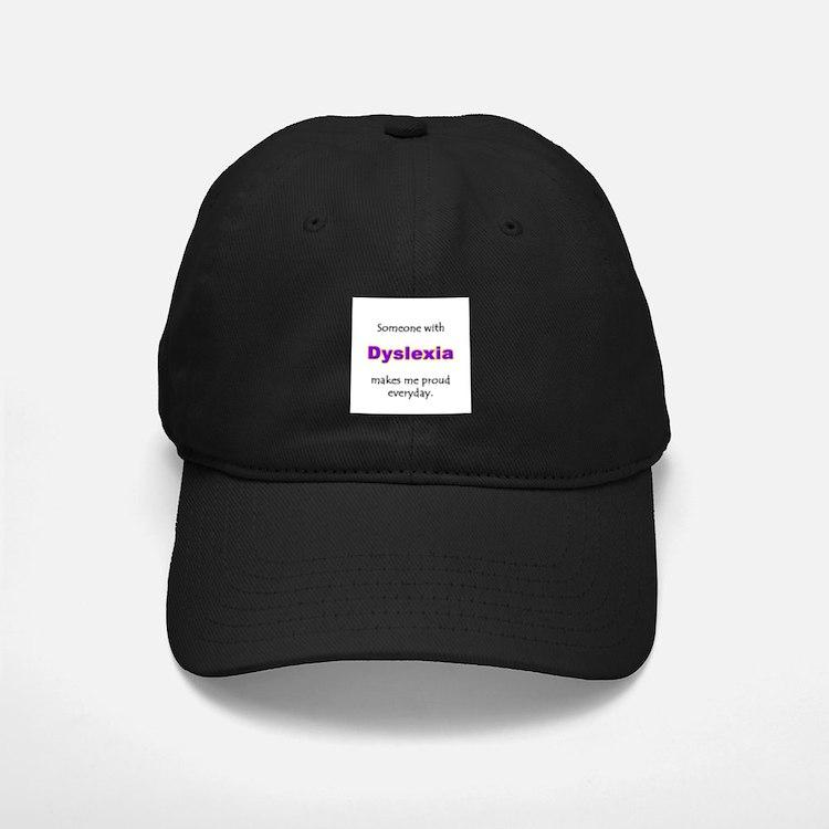 """""""Dyslexia Pride"""" Baseball Hat"""
