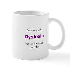 """Dyslexia Pride"" Coffee Mug"
