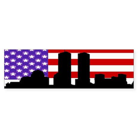 Remember 9-11 Bumper Sticker