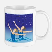 Synchronized swimming Small Small Mug