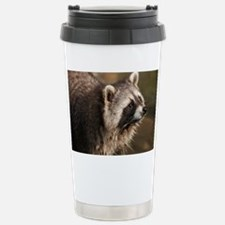 Raccoon Stainless Steel Travel Mug