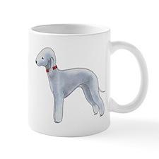 Larry, the Bedlington Terrier Mugs