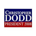 Dodd: President 2008 Magnets (100)