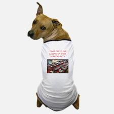 CASINO2 Dog T-Shirt