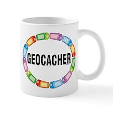 GPS Oval Mug