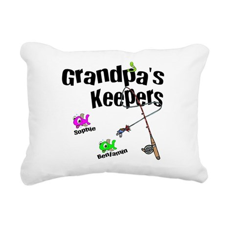 Email First me for Grandpas Keepers Rectangular Ca