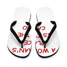CASINO Flip Flops