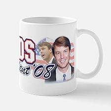 John Edwards Flag Mug
