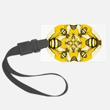Beeometry Rounded Luggage Tag