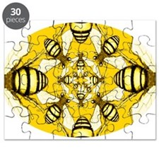 Beeometry Rounded Puzzle
