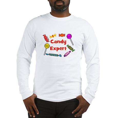 CANDY EXPERT Long Sleeve T-Shirt