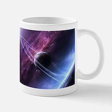 Planet Ring System Mugs