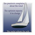 sailing.png Tile Coaster