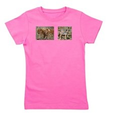 Pups and cubs Girl's Tee