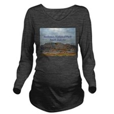 badlandscover.png Long Sleeve Maternity T-Shirt