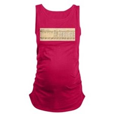 gruber_autograph7.png Maternity Tank Top