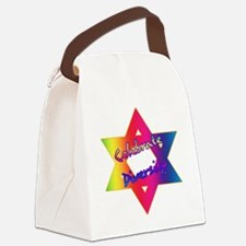 celebratediversity.psd Canvas Lunch Bag