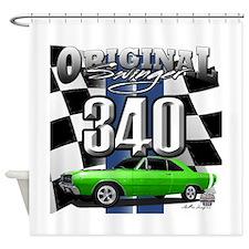 340 swinger Shower Curtain