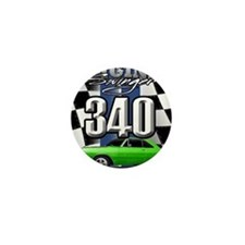 340 swinger Mini Button