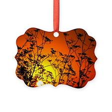 Australian Sunset Ornament