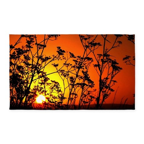 Australian Sunset 3'x5' Area Rug