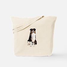 Aussie Shep (Tri3) Tote Bag