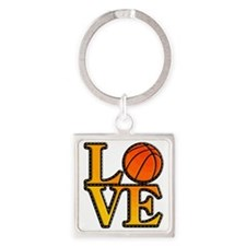 basketball love Keychains