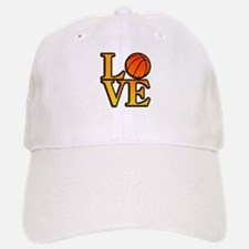 basketball love Baseball Baseball Baseball Cap