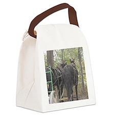Percheron Team Canvas Lunch Bag