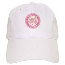 Premium quality Hospital volunteer Baseball Cap