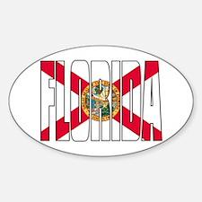 Florida Flag Decal