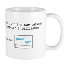 How we will win the war with AI Mugs