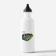 Paper Kite Butterfly Water Bottle