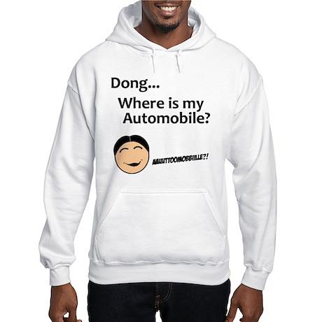 Long Duck Dong Hoodie