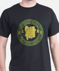 XX State of Jefferson XX T-Shirt
