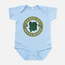 XX State of Jefferson XX Infant Bodysuit