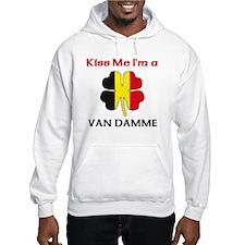 Van Damme Family Jumper Hoody