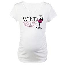 Wine Classy People Shirt