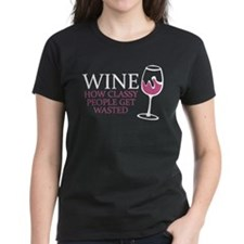 Wine Classy People T-Shirt