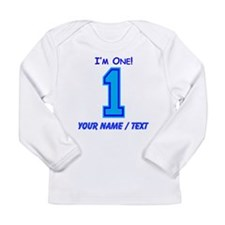 Custom Im One Long Sleeve T-Shirt