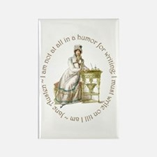 Jane Austen Writing Magnets