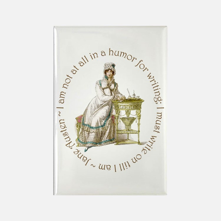Jane Austen Writing Magnets