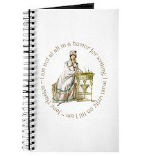 Jane Austen Writing Journal